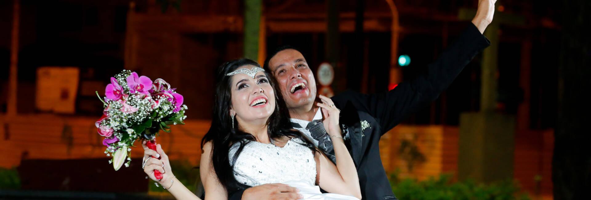 Casamentos de Franciele & Alison