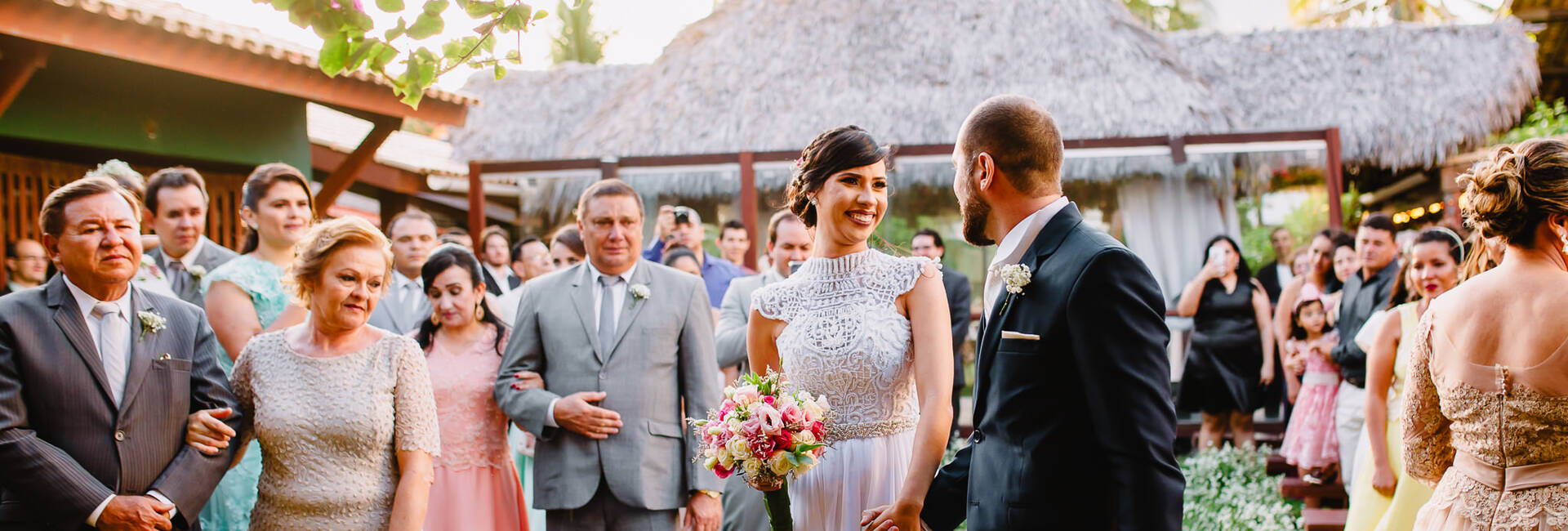 Casamento de Aline e Alex