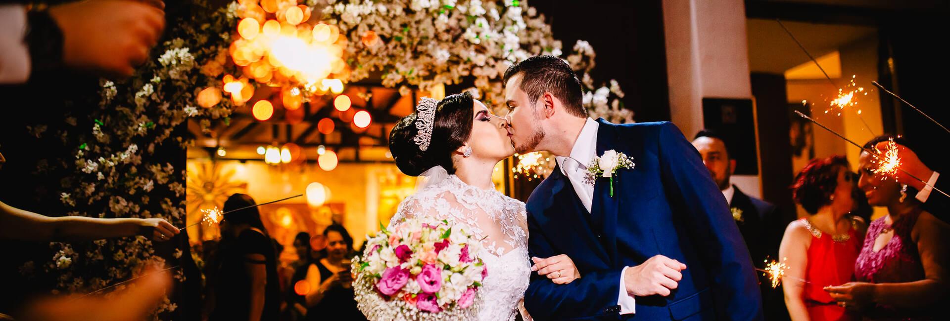 Casamento de Raquel e Thiago