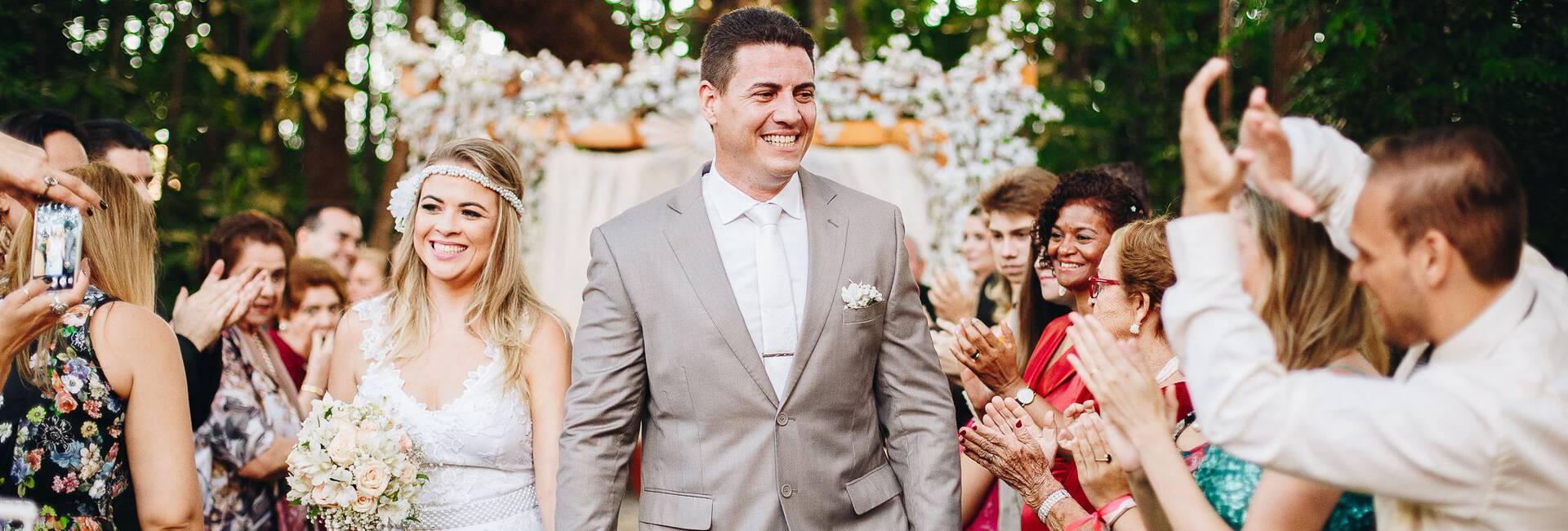 Casamento de Celine e Hilton