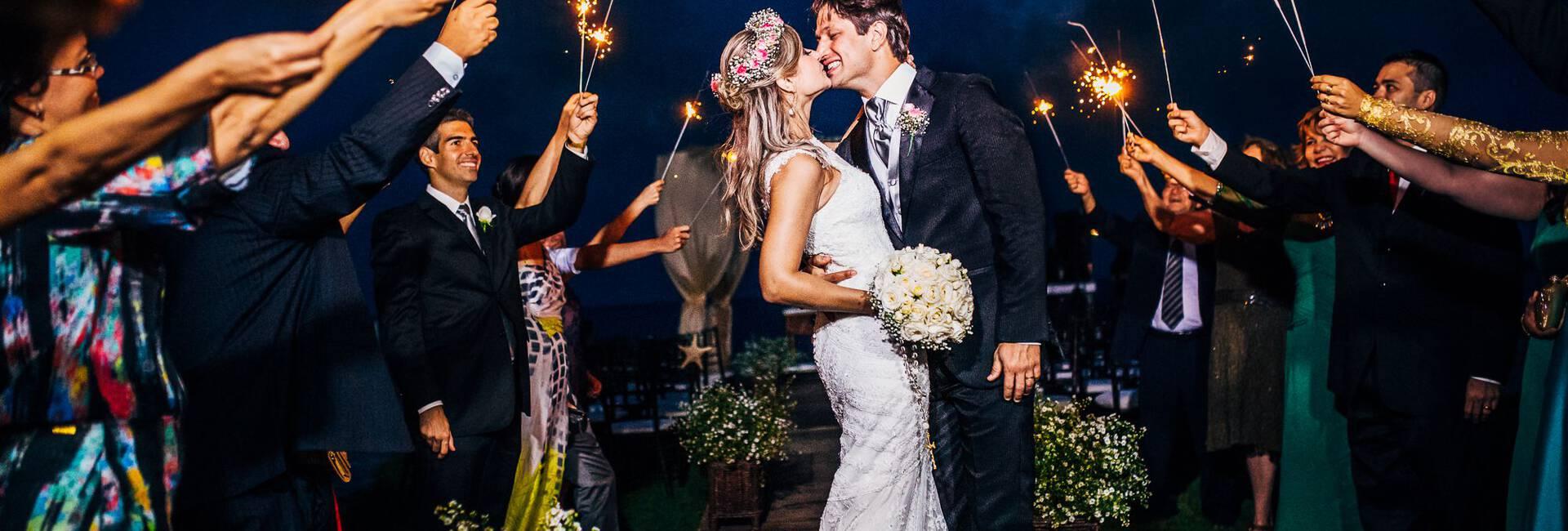 Casamento de Carol e Roberto