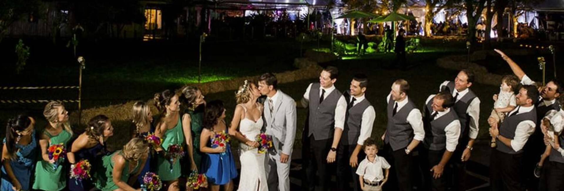Wedding, Casamento, de Bibi e Germano