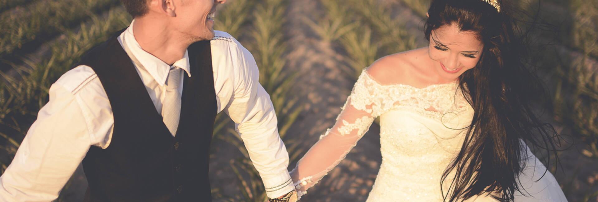 Pós Casamento de Roberta e Fabrício