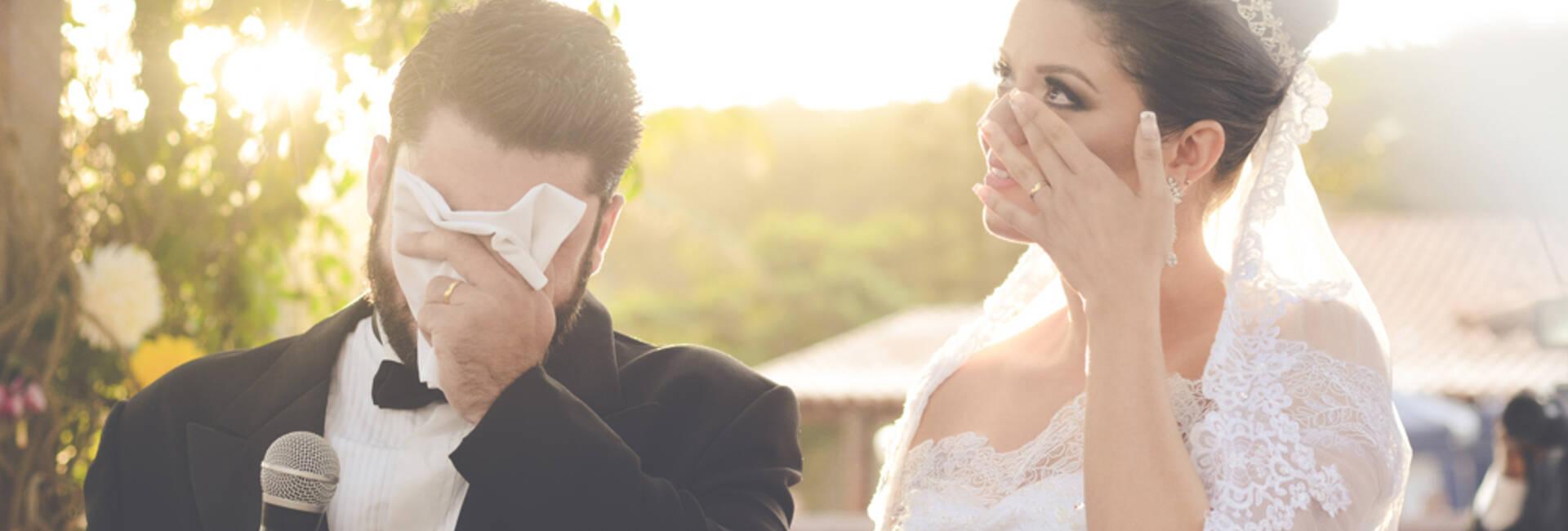 Casamento de Bruna e José Jr