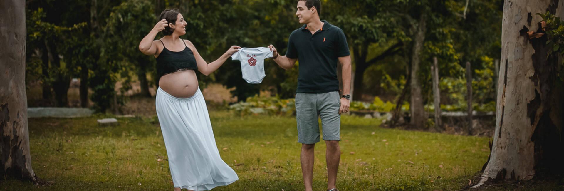 Família de { Jean + Luciana = Ana Júlia }