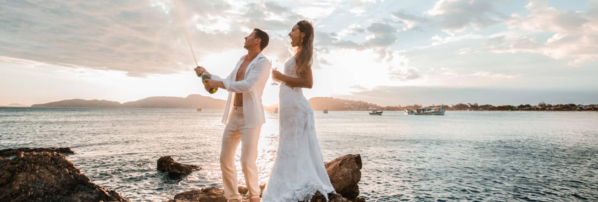 Casamento de Priscilla & Philip
