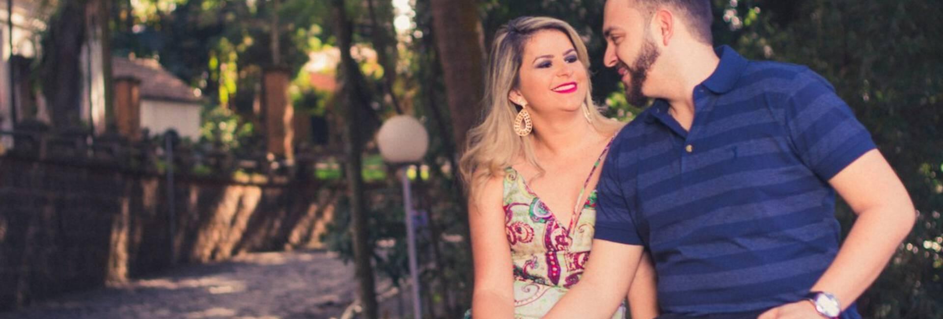 PRÉ WEDDING de MURILO & LAÍS