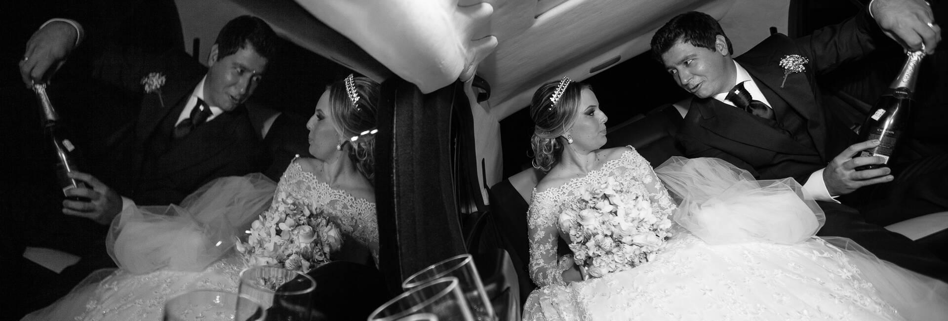 Casamento de Janaína & Vinicius