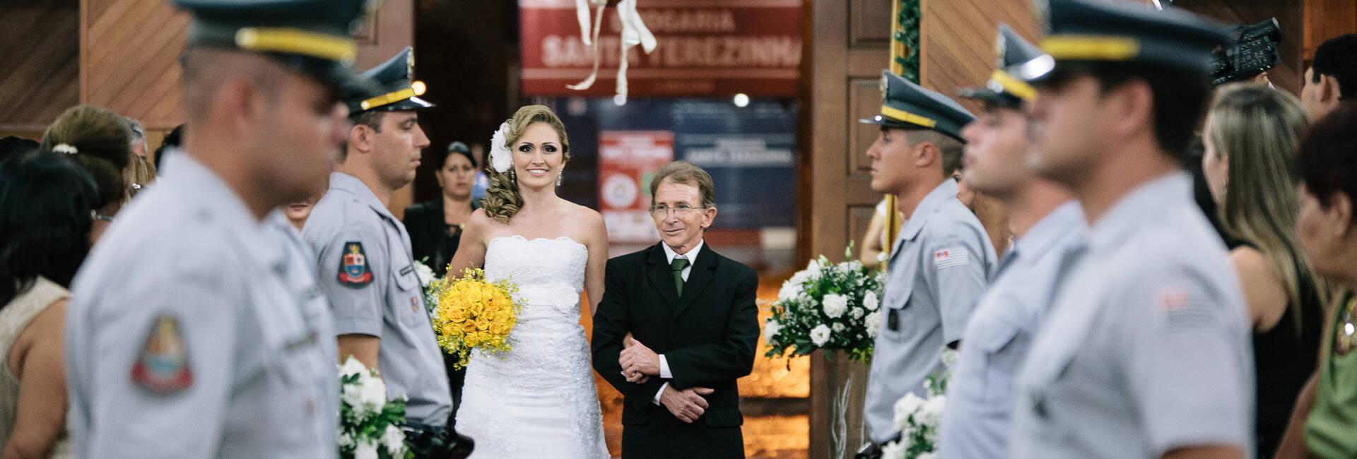 Casamento de Samyla & Ulisson