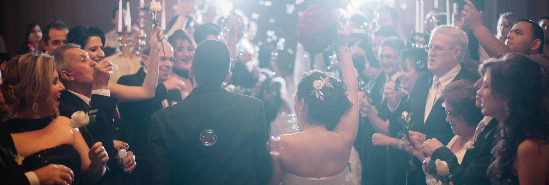 Casamento de Paulo & Larissa