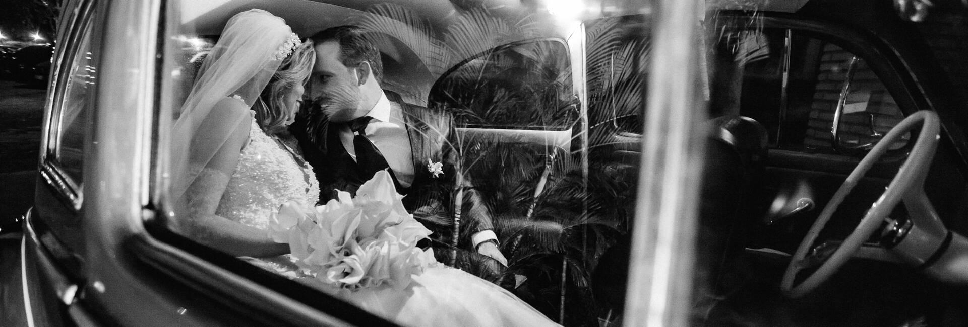 Casamento de Fusca
