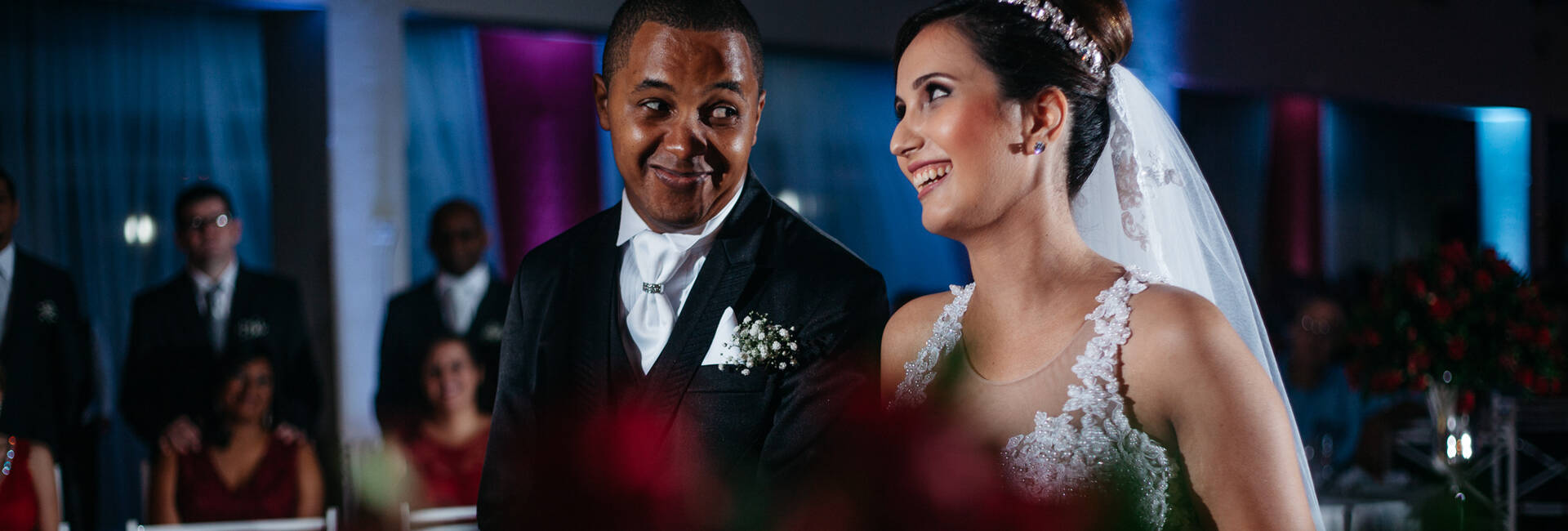 Casamento de Lari & Quill
