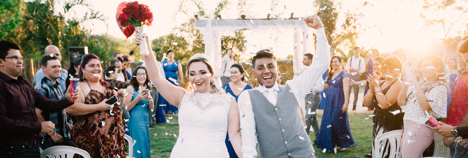 Casamento de Glaucia & Patrício