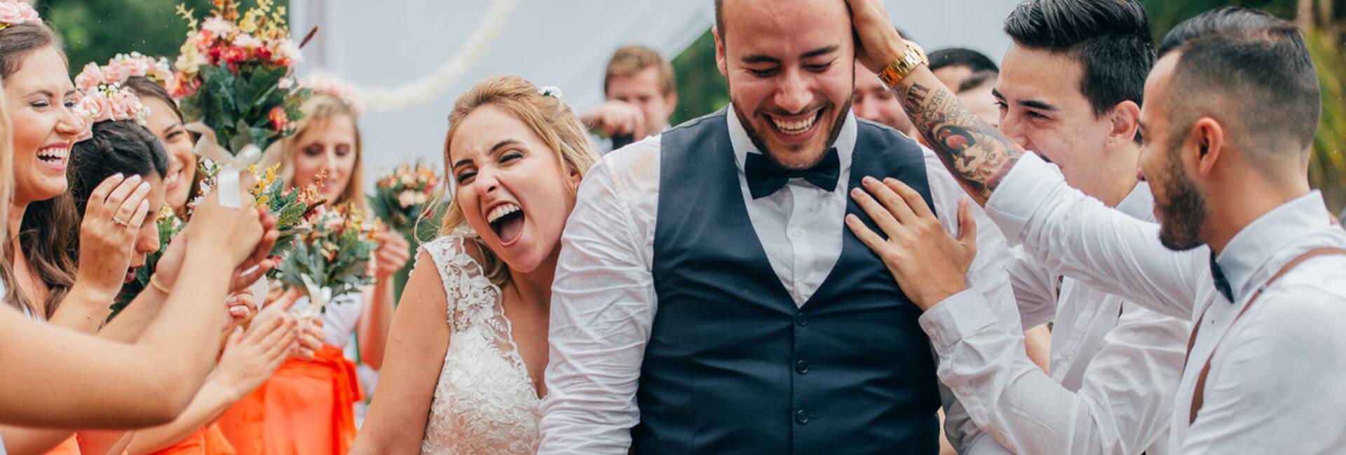 Casamento de Jéssica e Guilherme