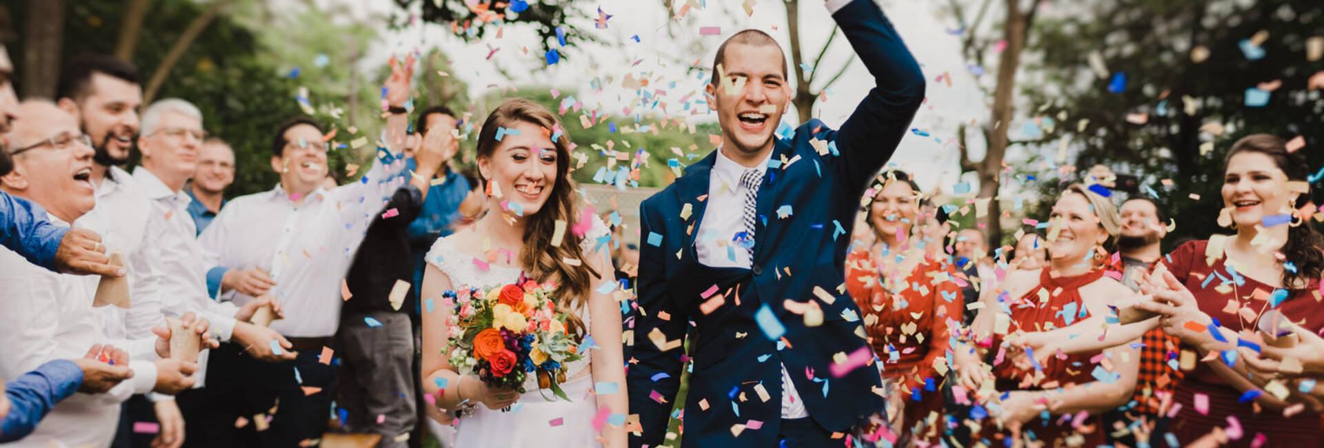 Casamento de Bia e Léo