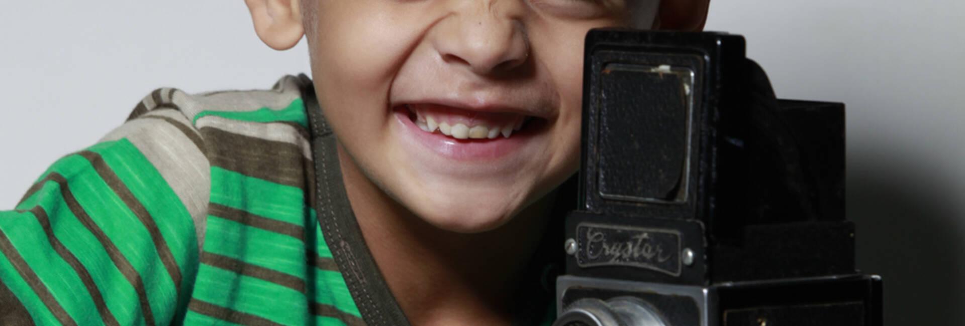 Book Infantil de Ensaio Fotográfico do Rafa, Valeu!!!
