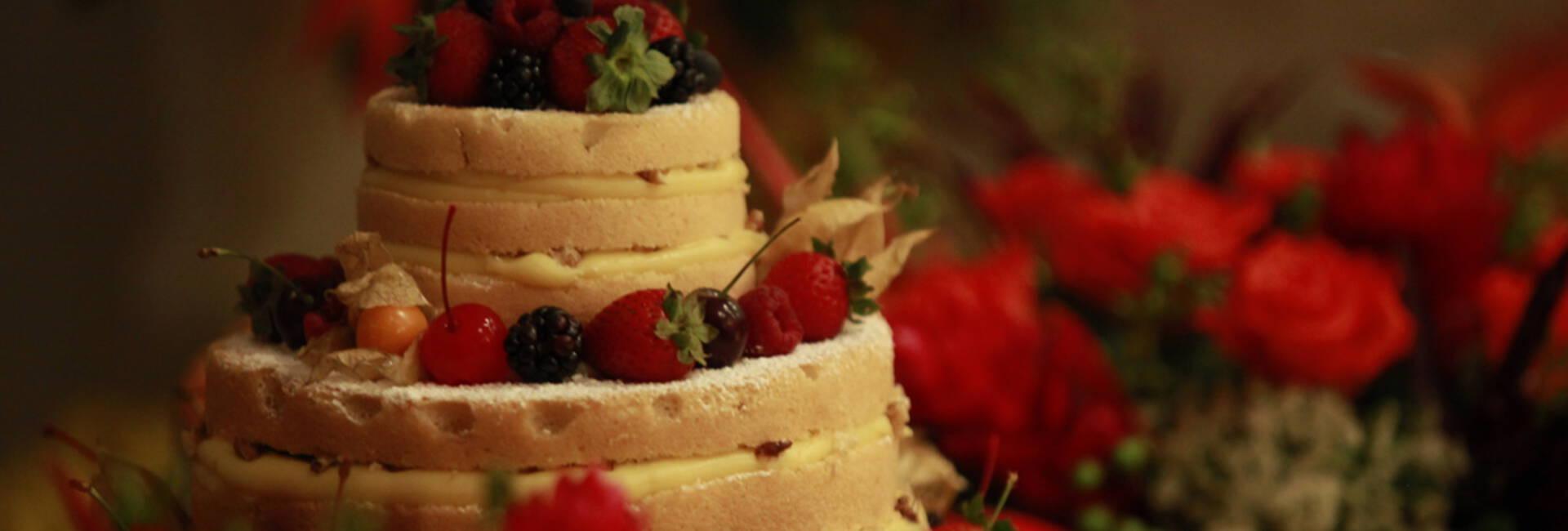 decoração de bolo delicioso!!!