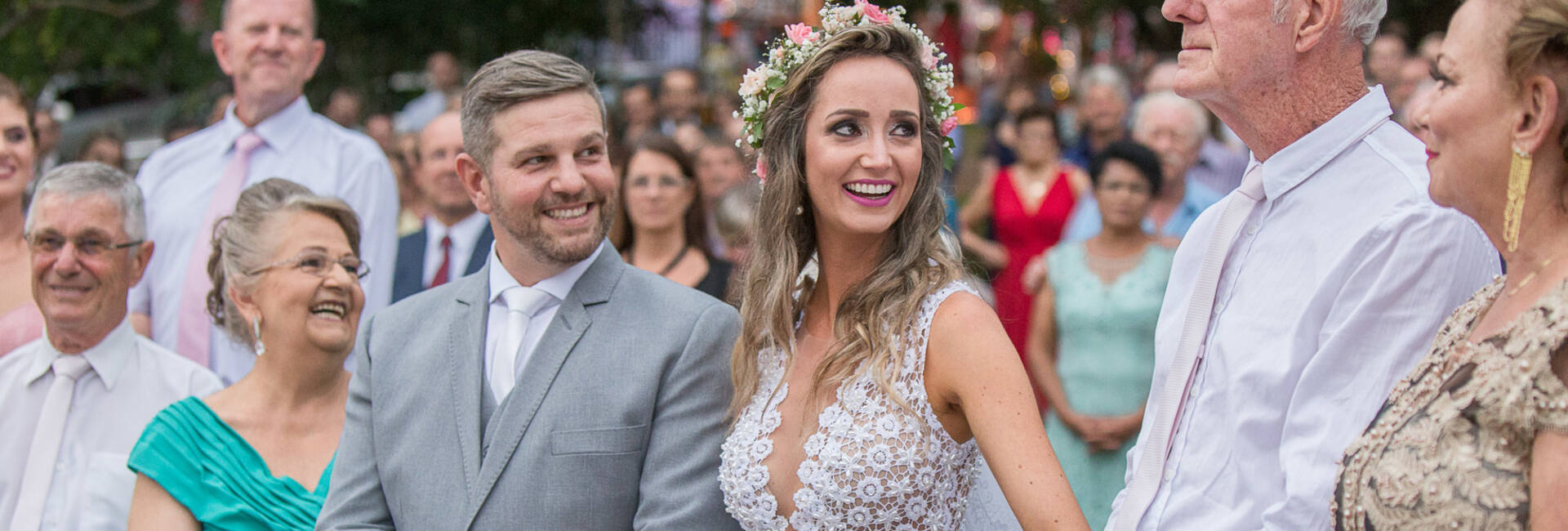 Casamentos de Sheila e Lucas