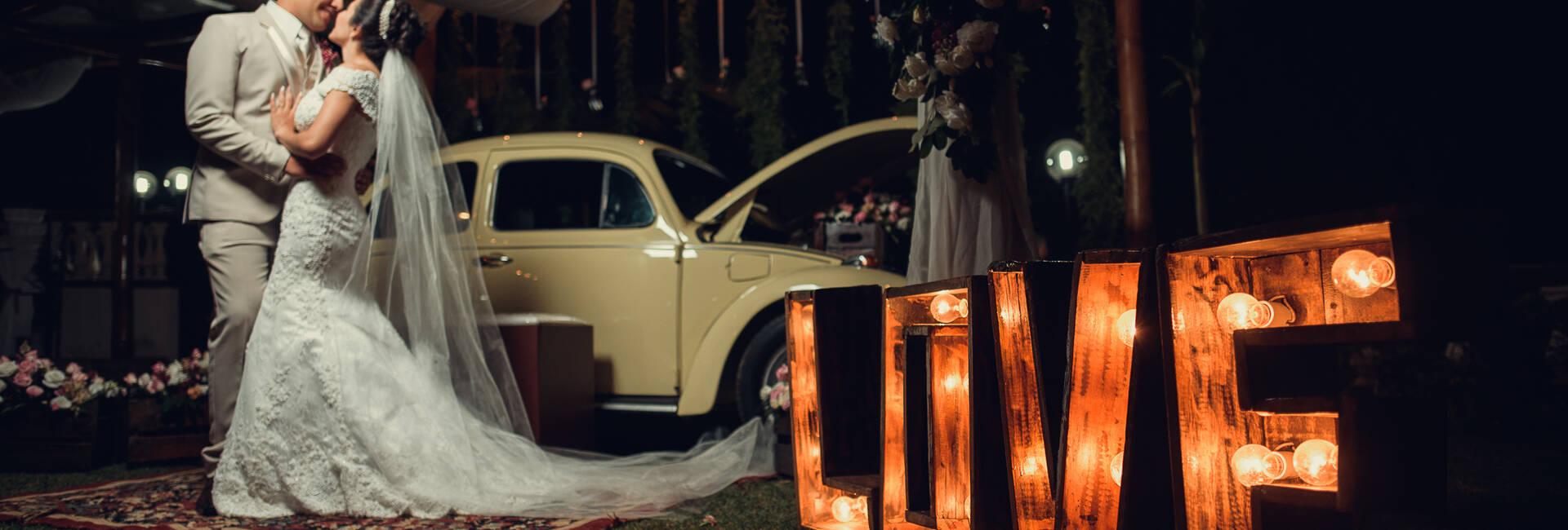 Wedding de Esthefany & Andrey