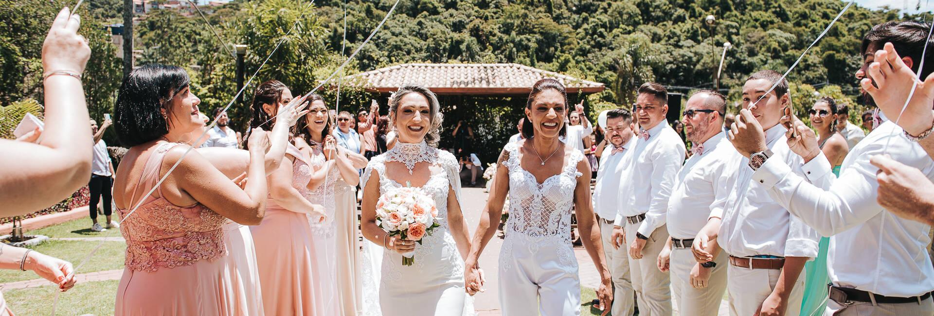 Wedding de Paty e Sandra