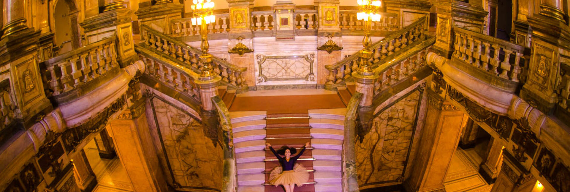 Claudia Mota ( Primeira bailarina Theatro Municipal Rio de Janeiro de