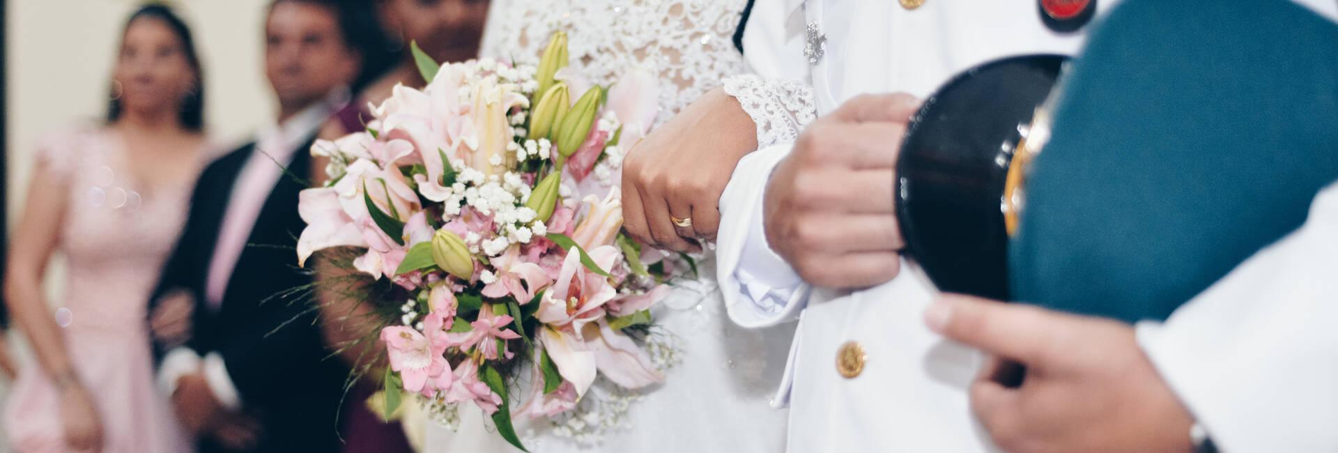 RONDÔNIA de Casamento Militar