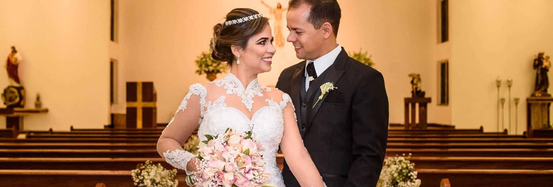 Casamento de Juliana e Gustavo