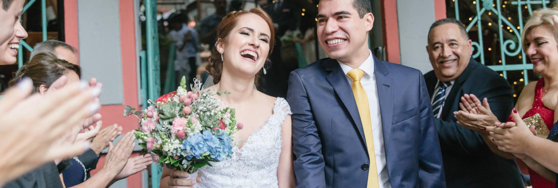 de Casamento Aline + Rafael