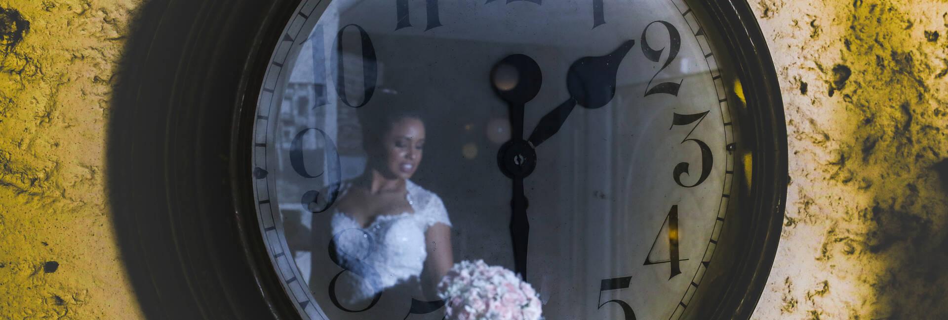 Prévia Noiva - de Dani -