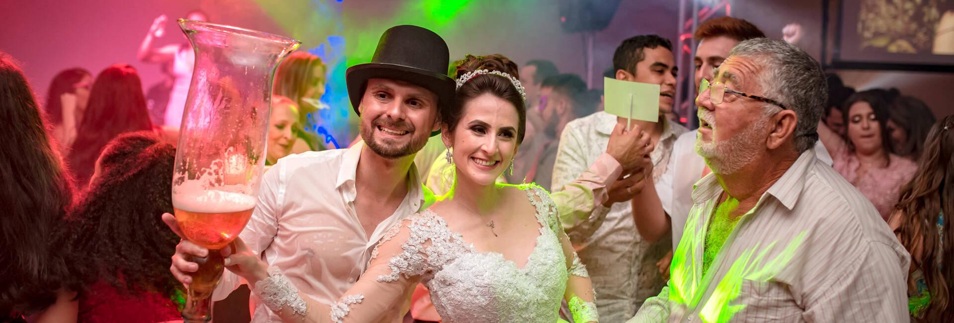 de Monyque e Felipe