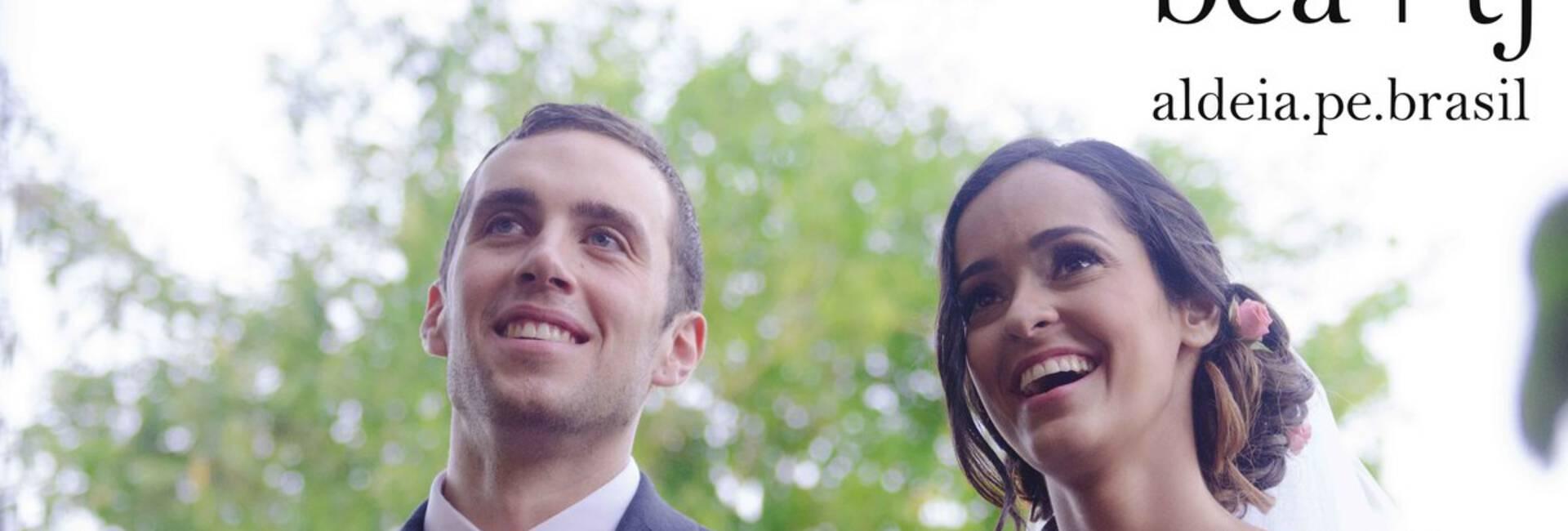 Casamento de TJ & Bea