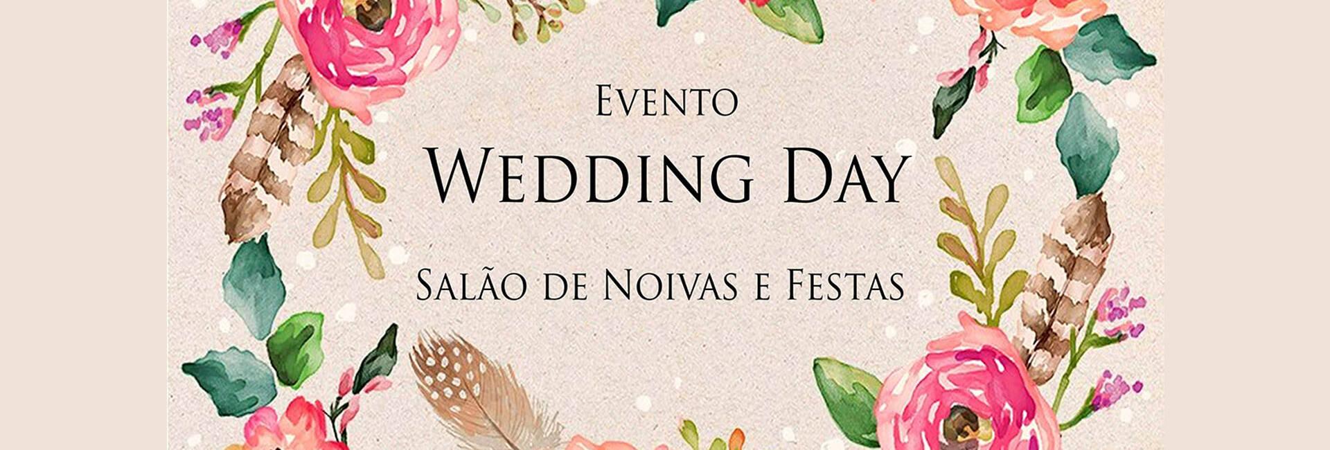 Site de Fornecedores de Eventos de Evento Wedding Day