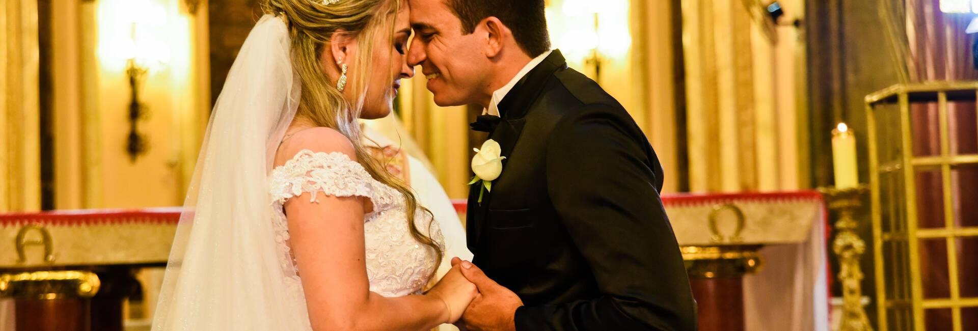 Casamento de Matuzia e Moacir