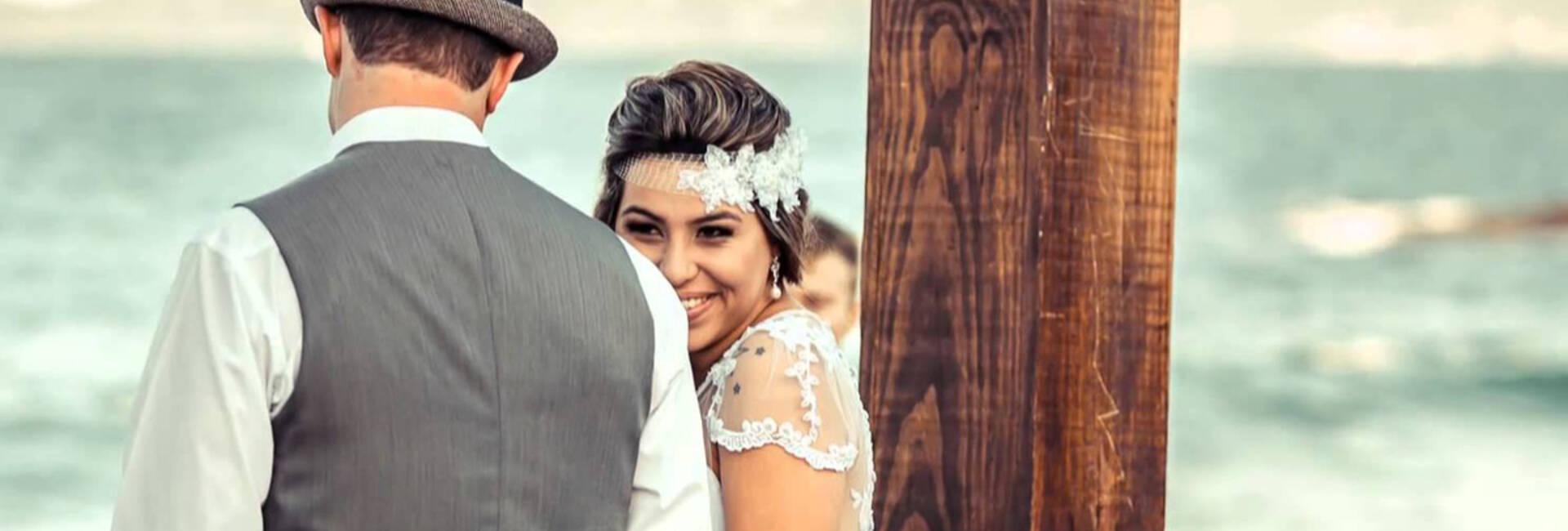 Casamento  na Praia de Taís & Fernando