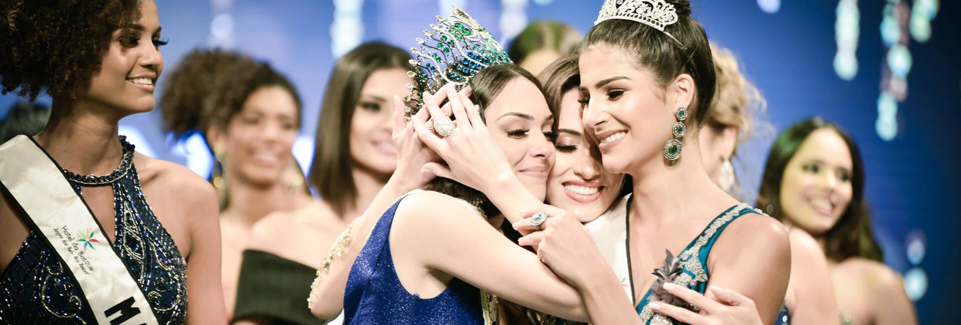 Gabriela Vilella de Miss Brasil Mundo