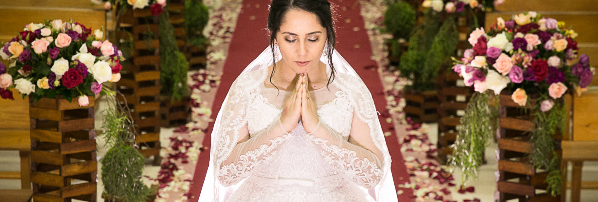 Casamento por: Fernanda C. de Jaine e Guilherme