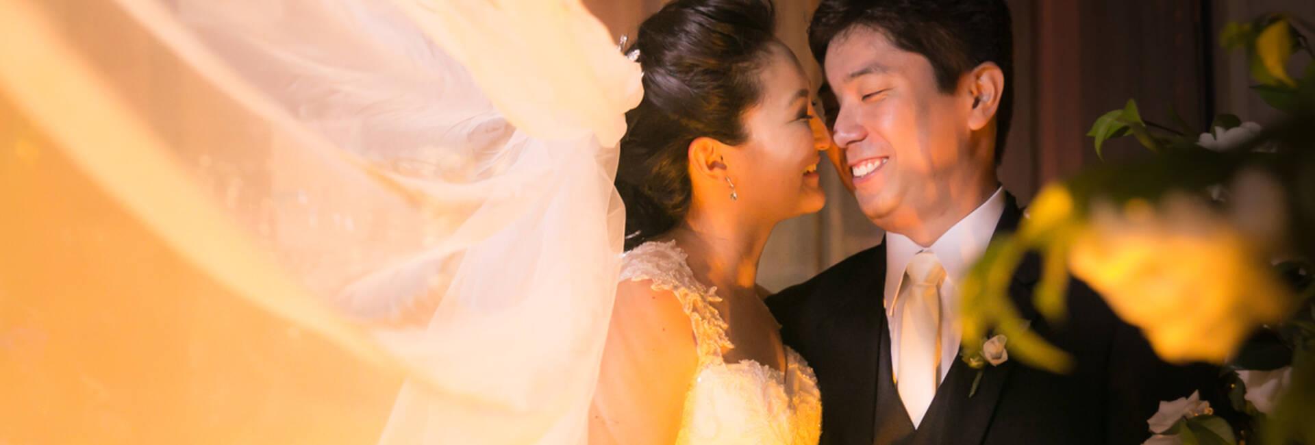 Casamento por: Fernanda C. de Priscila e Marcelo