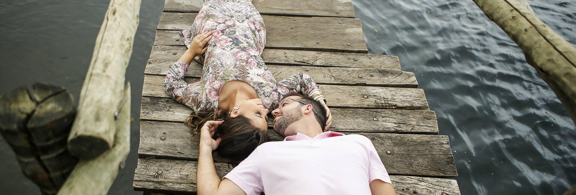 Ensaios de Gabriela e Ricardo