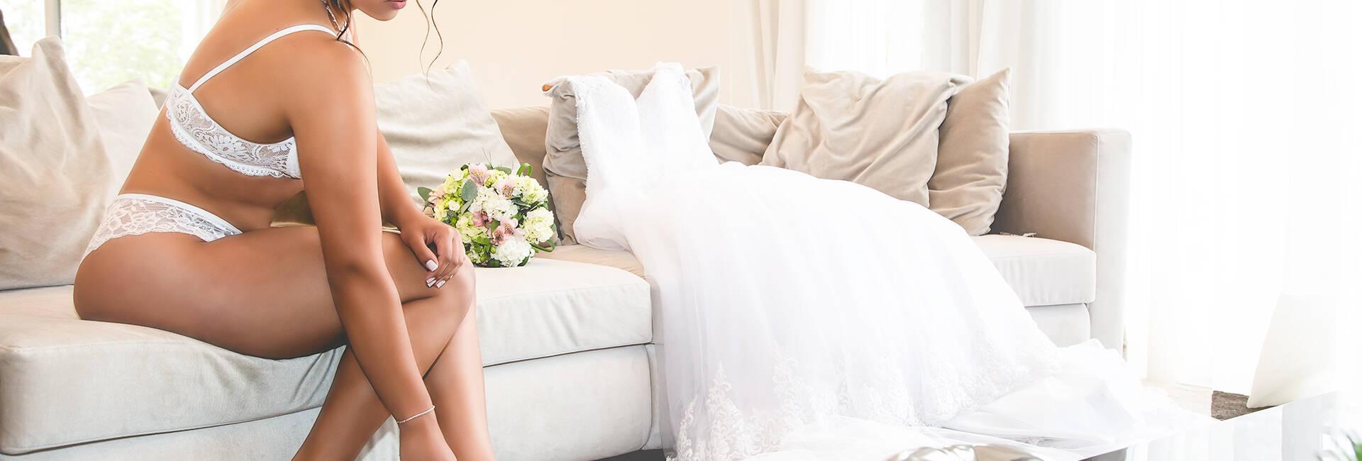 Boudoir de Noiva de Mogi das Cruzes - SP