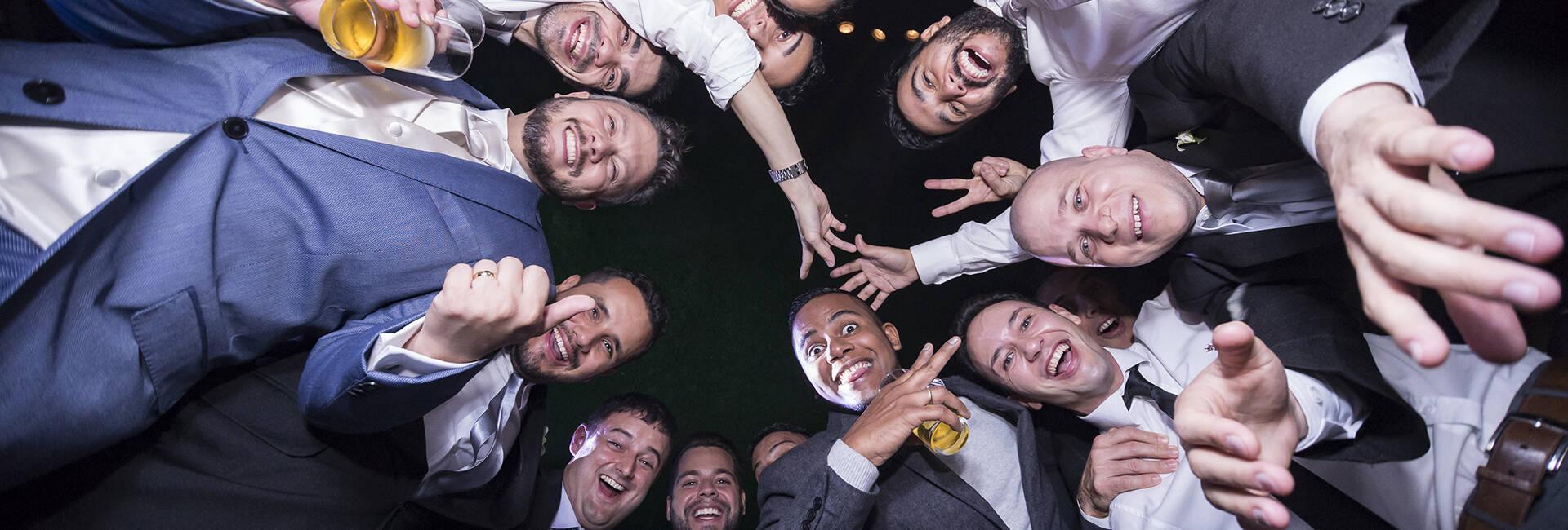 Casamento de São Paulo - SP