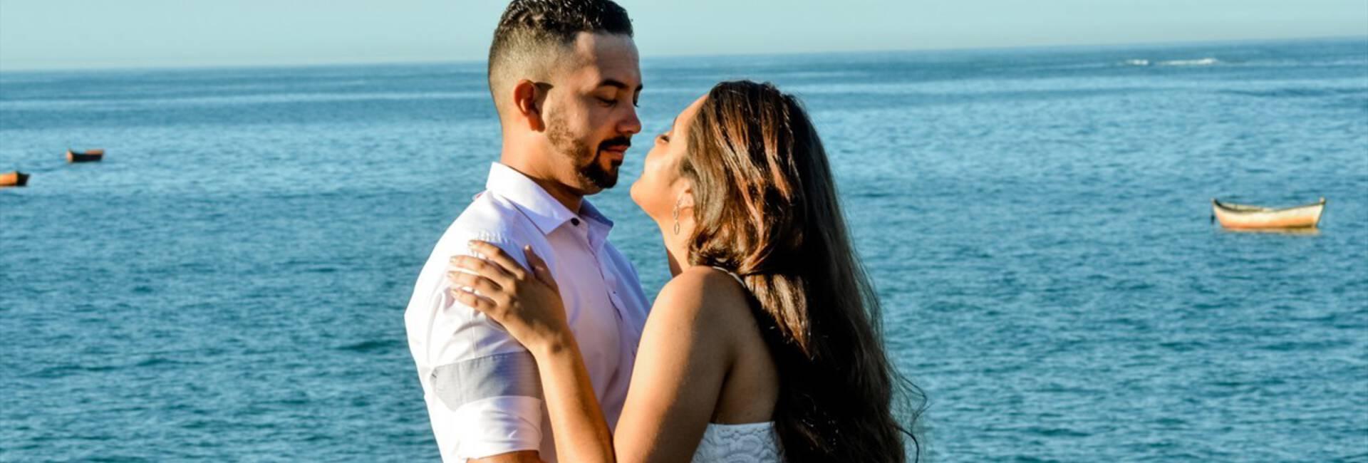 Pre-Wedding  de Praia de Setiba - Guarapari ES