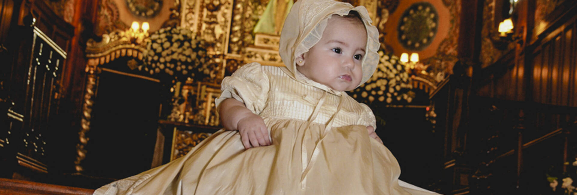 Batizado de Manuela