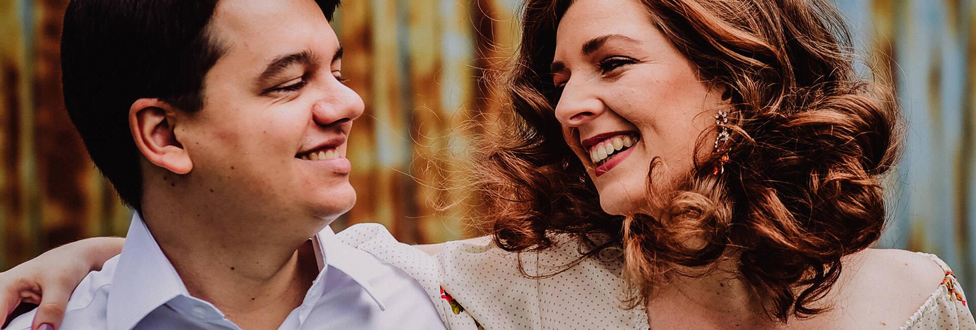 pre wedding de Henzo e Bianca