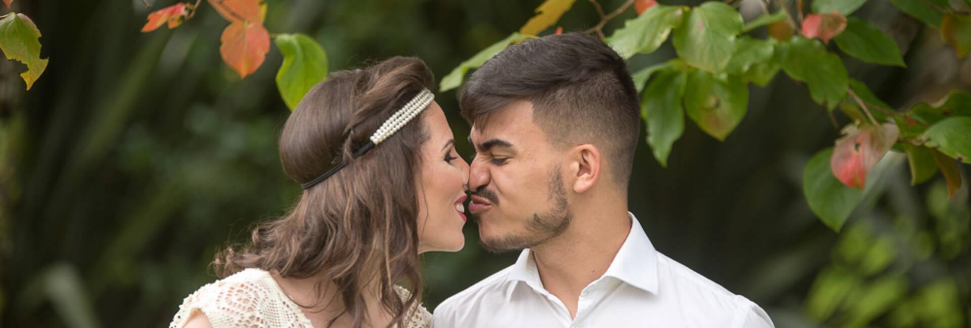 Pré-Wedding de Fran e Nicolas