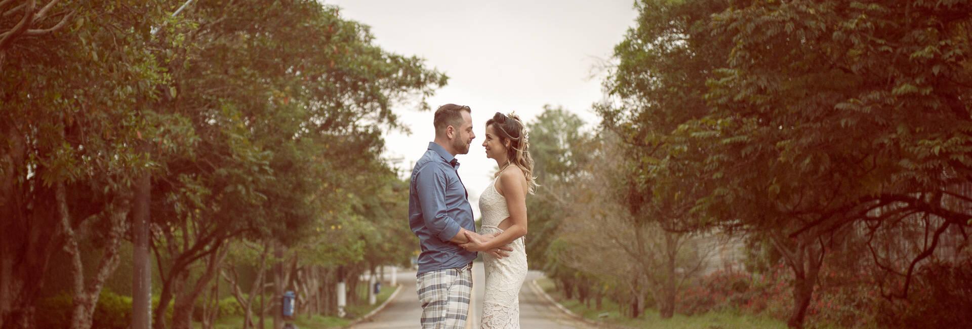 Ensaio de Pre-Wedding