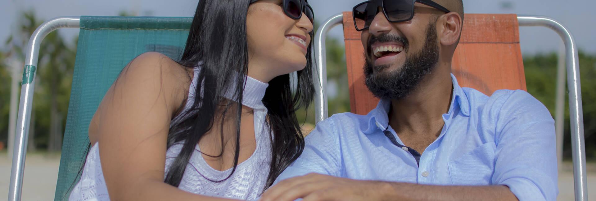Ensaio pré casamento Leo & Paula de Ensaios - Rio de Janeiro - RJ
