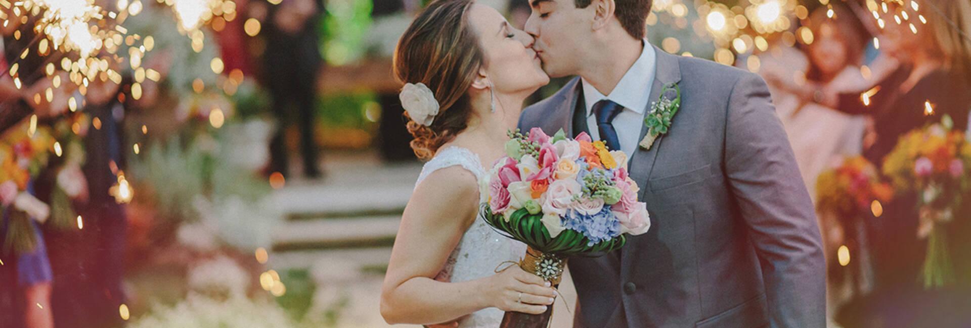 casamento de Juliana e David