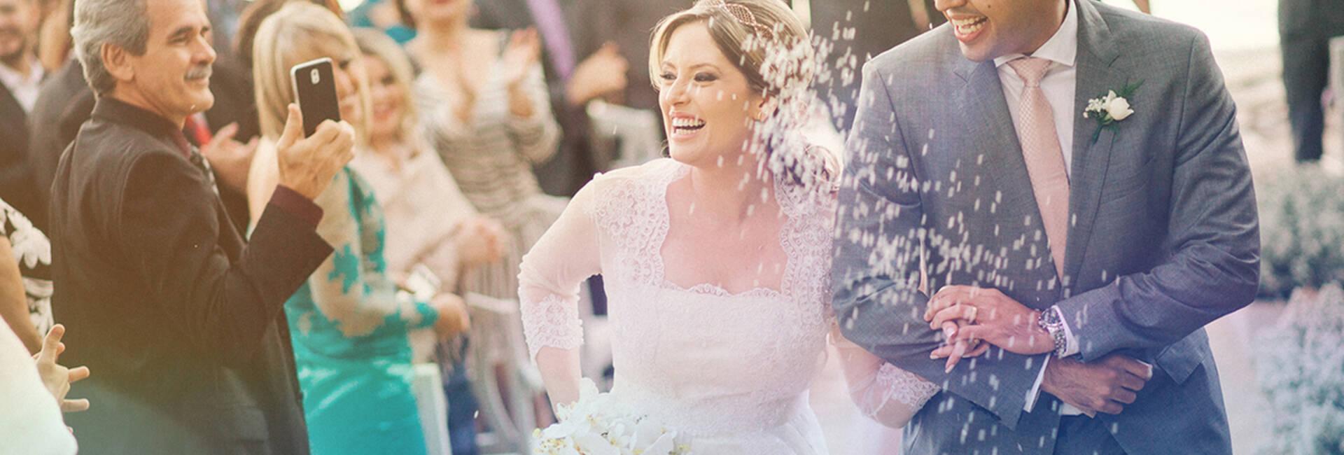 casamento de Laura e Fernando