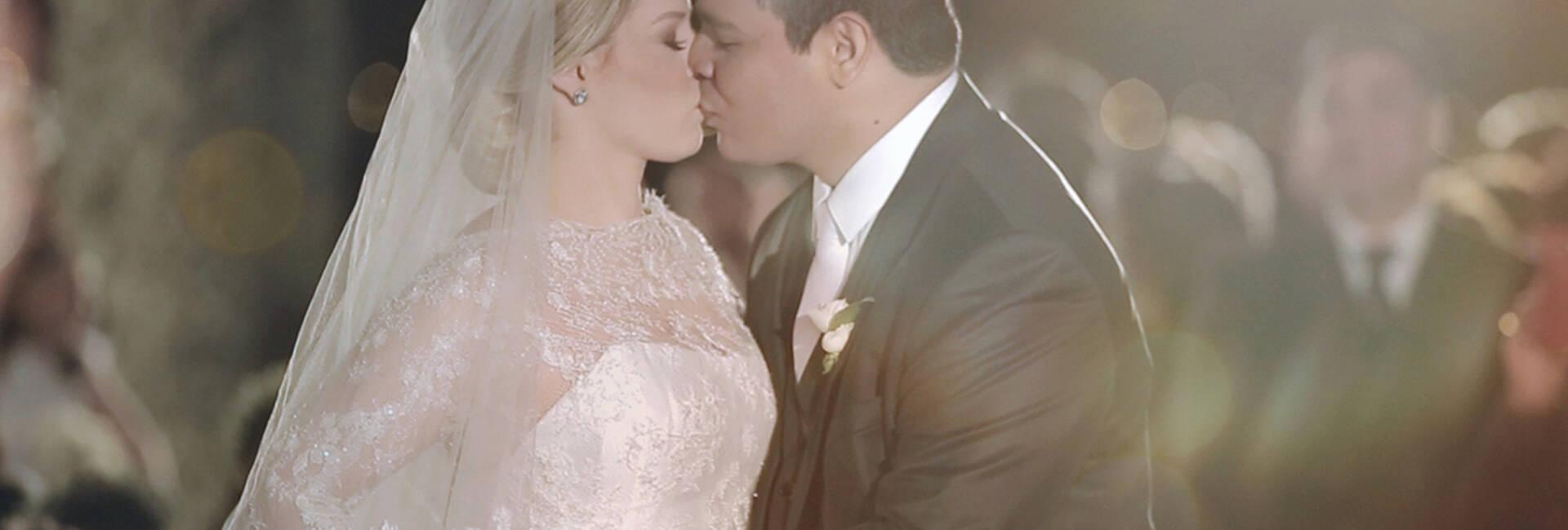 casamento de Camila e Kleber