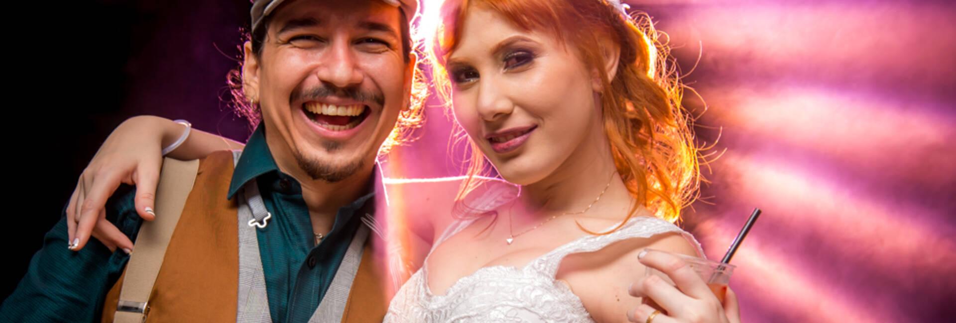 Casamento de Kelly e Anderson